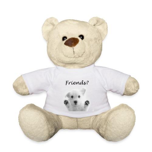 Knuffelbeertje friends - Teddy