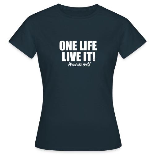 One Life Live It T-Shirt (Women's) - Women's T-Shirt