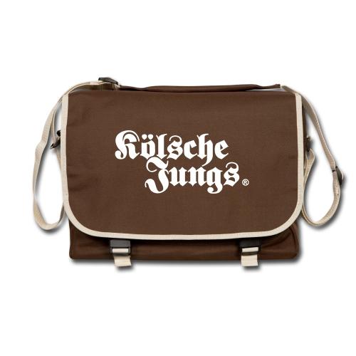Kölsche Jungs Classic - Umhängetasche