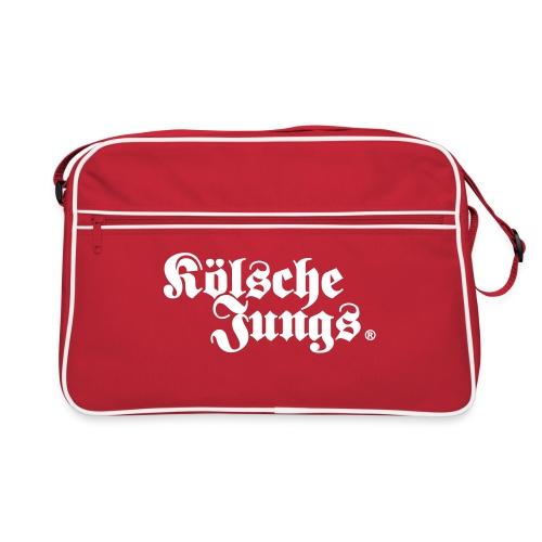 Kölsche Jungs Classic - Retro Tasche