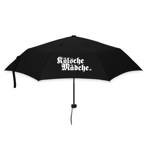 Kölsche Mädche Classic - Regenschirm (klein)