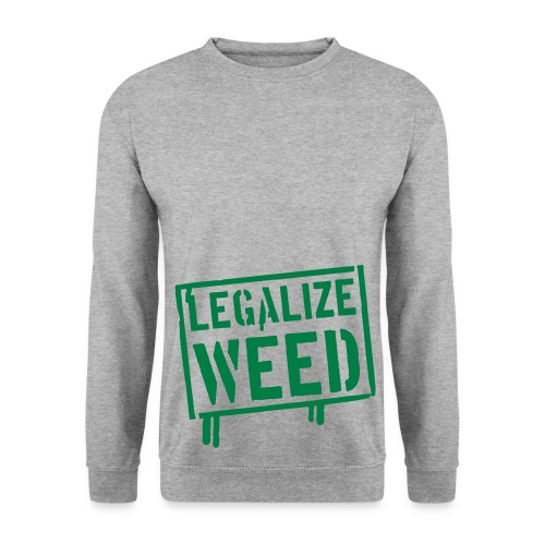 Legalize Weed Sweatshirt - Men's Sweatshirt