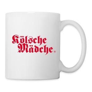 Kölsche Mädche Classic - Tasse