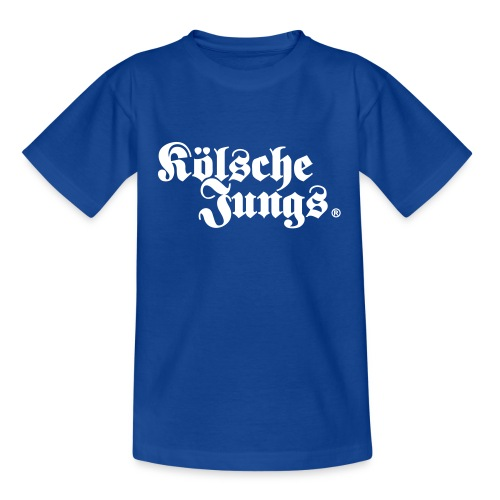 Kölsche Jungs Classic - Teenager T-Shirt