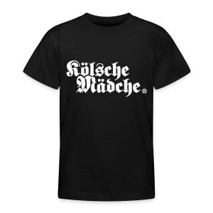 Kölsche Mädche Classic - Teenager T-Shirt