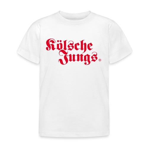 Kölsche Jungs Classic - Kinder T-Shirt