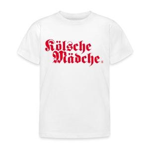 Kölsche Mädche Classic - Kinder T-Shirt
