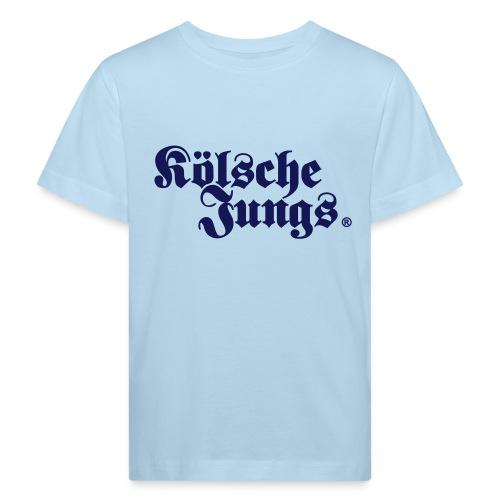 Kölsche Jungs Classic - Kinder Bio-T-Shirt