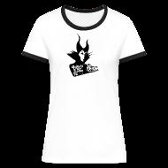 Camisetas ~ Camiseta contraste mujer ~ Mi nombre es Maléfica