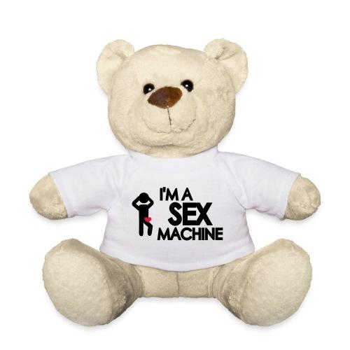 Naughty Teddy - Teddy Bear