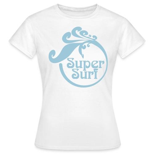 Super Surf - Women's T-Shirt