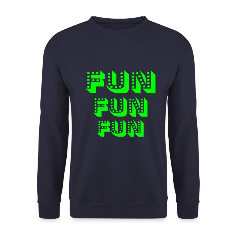 fun - Men's Sweatshirt