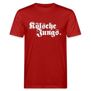 Kölsche Jungs Classic - Männer Bio-T-Shirt