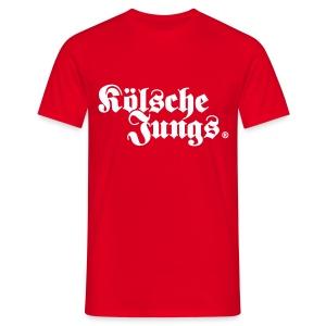Kölsche Jungs Classic - Männer T-Shirt
