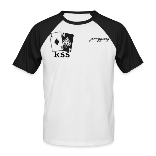 shirty Game 55 - T-shirt baseball manches courtes Homme