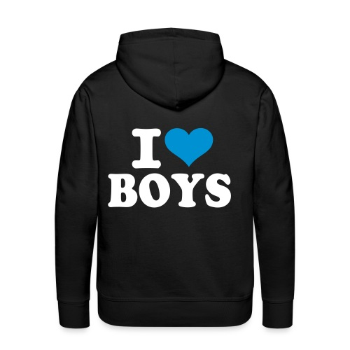 t-shirt femme mélanchon  - Sweat-shirt à capuche Premium pour hommes