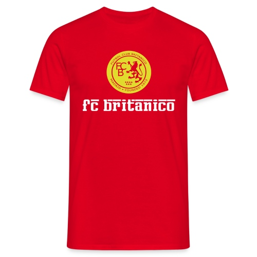 Mens Fcberrari T-Shirt - Men's T-Shirt