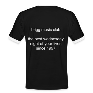The best wednesday night of your lives . . . - Men's Ringer Shirt