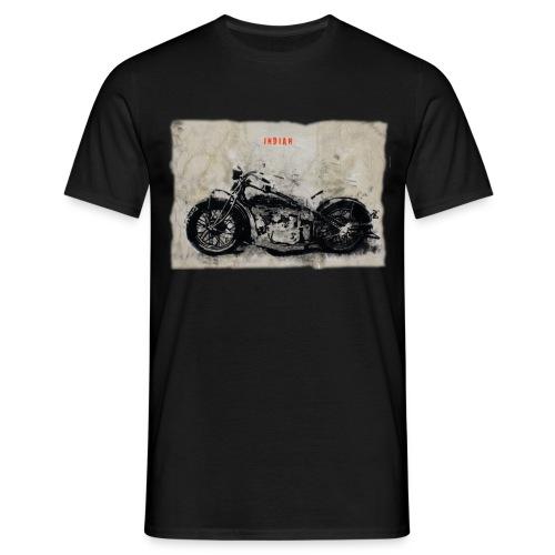 Indian - Männer T-Shirt