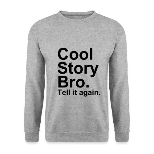 Cool Strory Bro crewneck  - Herre sweater
