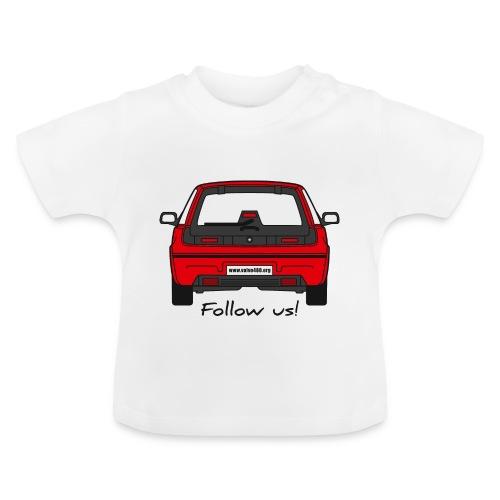 T-shirt enfant - Follow us! - T-shirt Bébé