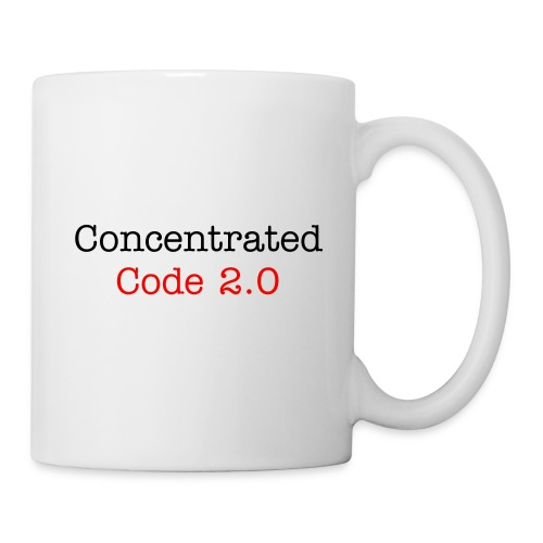 Concentrated Code 2.0 - Mug