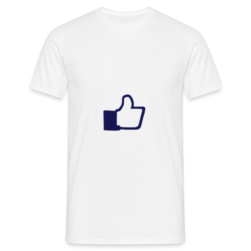 FACEBOOK Like! - Men's T-Shirt