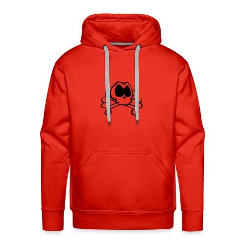skully - Sweat-shirt à capuche Premium pour hommes