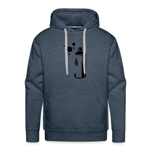 bombe peinture - Sweat-shirt à capuche Premium pour hommes