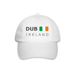 Base-Cap DUB IRELAND dark-lettered - Baseball Cap