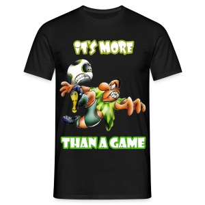 More than a game UK - Männer T-Shirt
