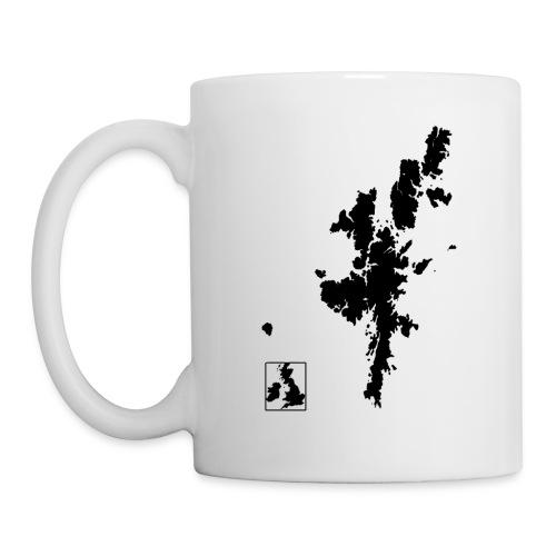 right hand mug - Mug