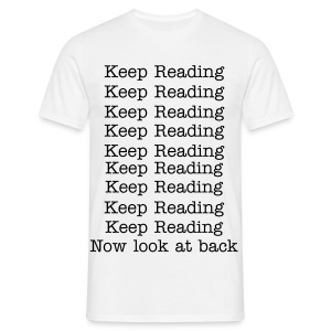Read it - Men's T-Shirt