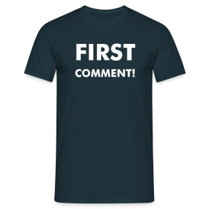 FIRST - Men's - Men's T-Shirt