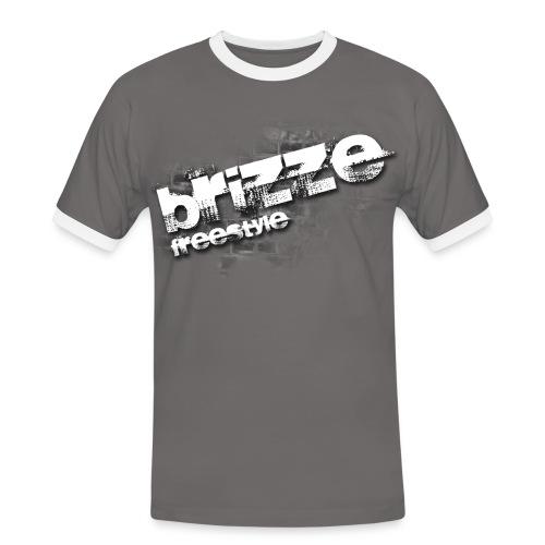 Kontrast T-shirt - Herre kontrast-T-shirt