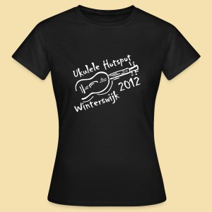 Girlshirt: Winterswijk 2012 Hot Spot - Frauen T-Shirt