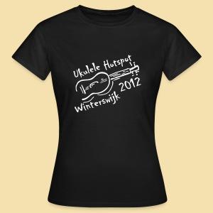 Girlshirt: Winterswijk 2012 Hot Spot - Frauen T-Shirt