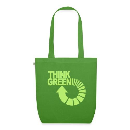 ajattele vihreää - Luomu-kangaskassi
