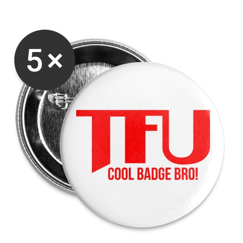 COOLBADGEBRO - Buttons large 2.2''/56 mm(5-pack)