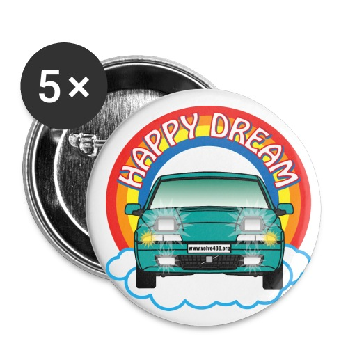 Badges - Happy Dream - Badge moyen 32 mm