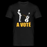 Tee shirts ~ Tee shirt Homme ~ A voté