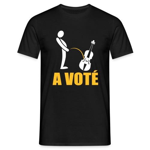 A voté - T-shirt Homme