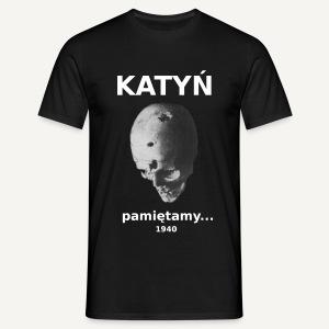Katyń 2 - Koszulka męska