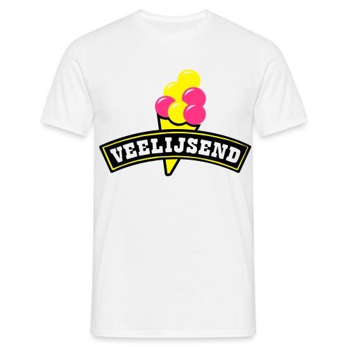 Veelijsend - Mannen T-shirt