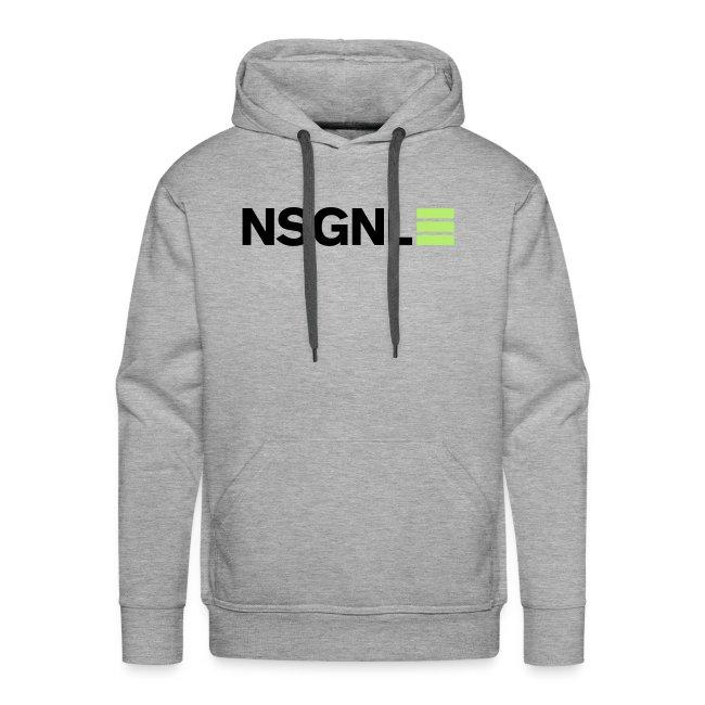 NSGNL Cargo Line Green  - Hoodie