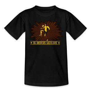 Andreas Backlund barn-TS - T-shirt barn