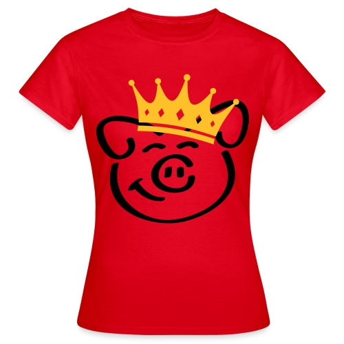 Mr Piggy - Women's T-Shirt