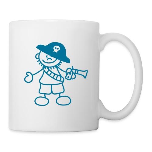 Pirat grau - Tasse
