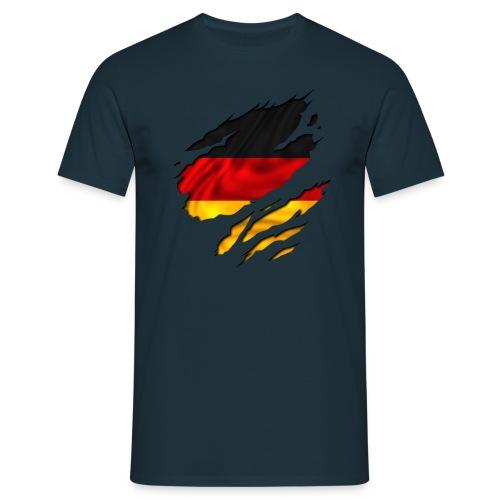 Deutschland 1 - Männer T-Shirt