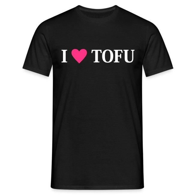Mens - I LOVE TOFU